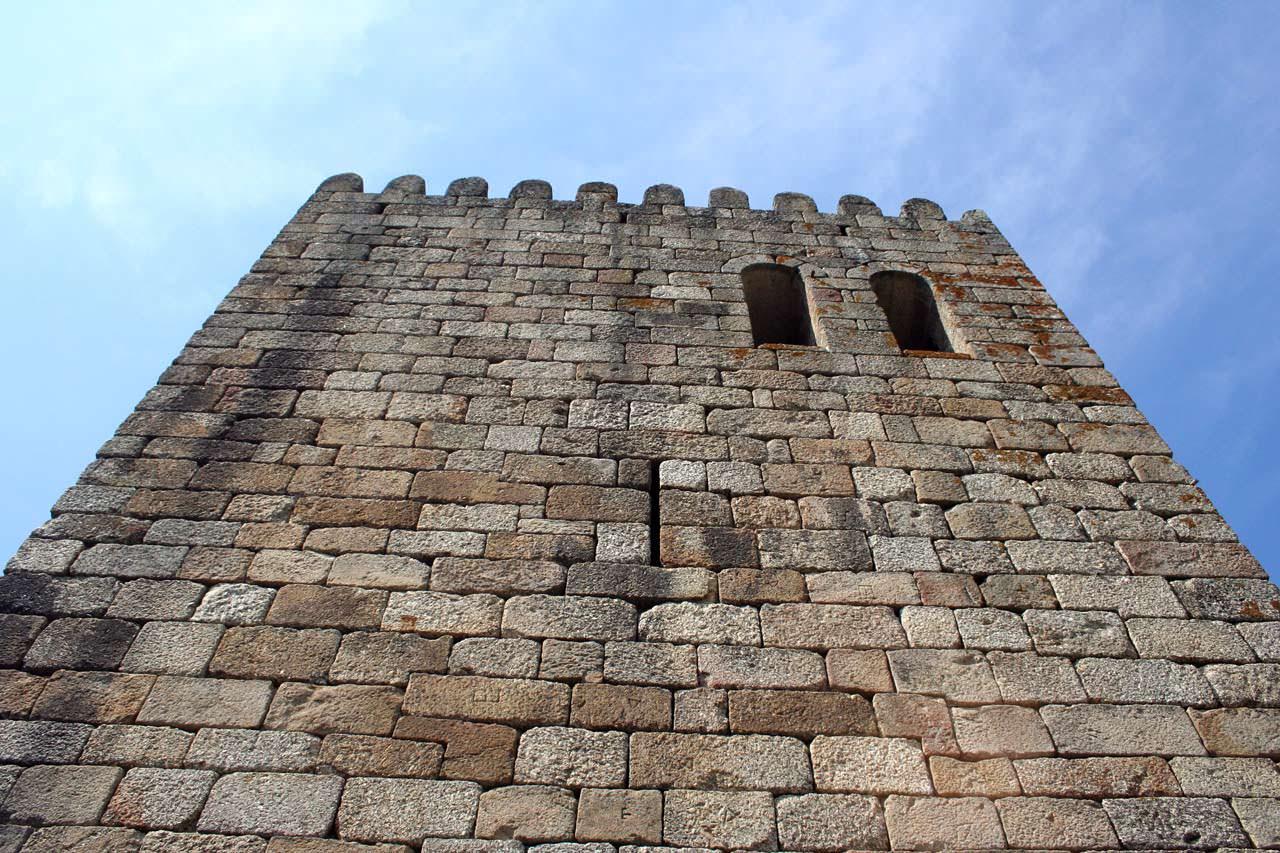 Torre do Mosteiro de Santa Maria de Cárquere