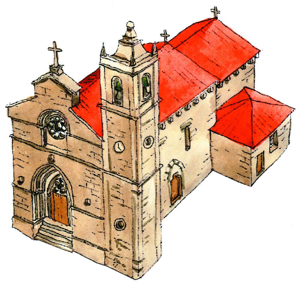 Igreja de Santa Maria de Barrô