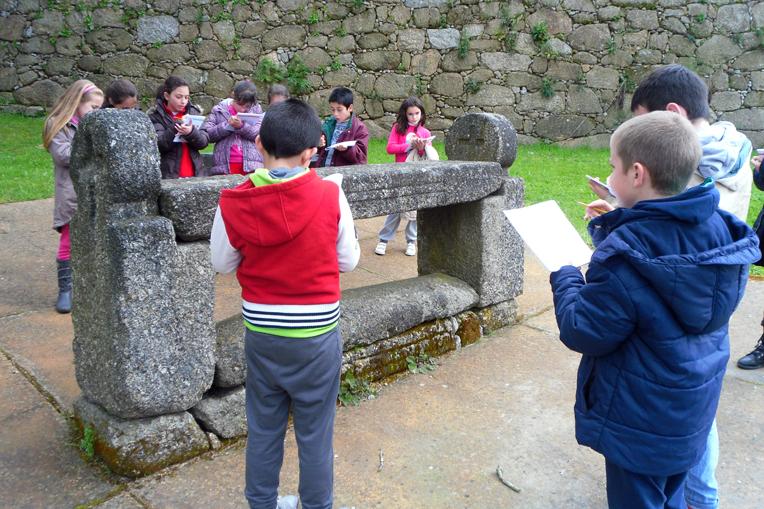 Projeto Pedagógico da Rota do Românico