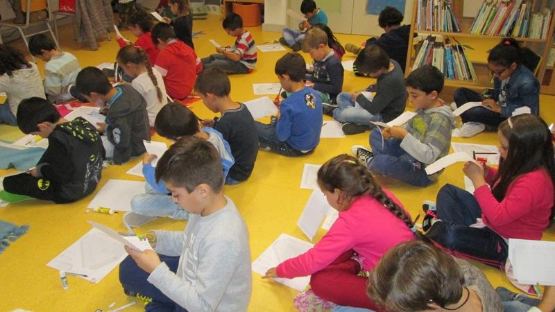Parceria entre a Rota do Românico e as Bibliotecas Escolares do Agrupamento de Escolas de Celorico de Basto