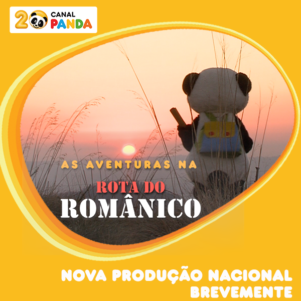 "Canal Panda - ""As Aventuras na Rota do Românico"""