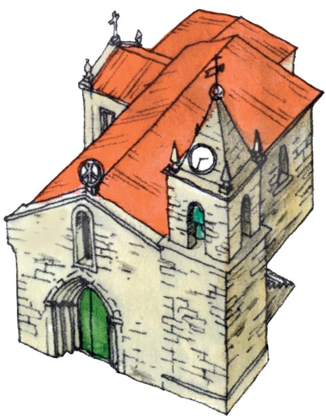 Igreja de Santa Maria de Meinedo