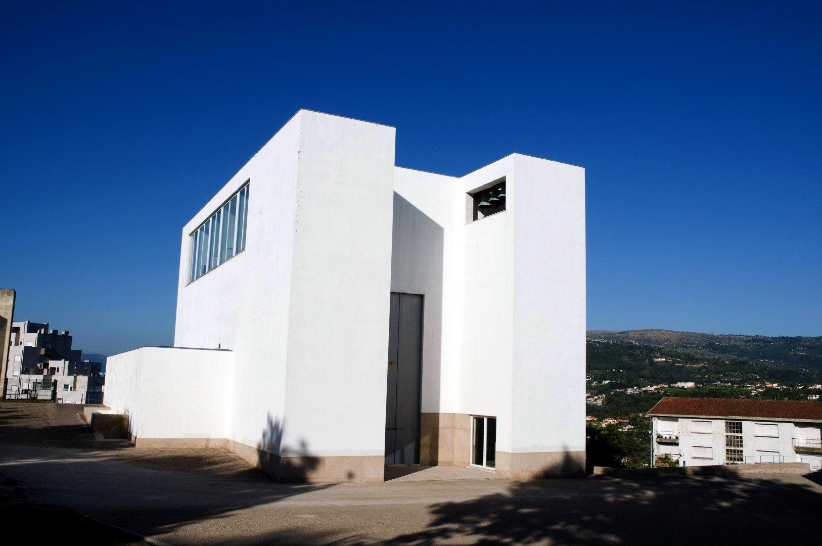 Iglesia de Canavezes de Siza Vieira